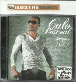 Cd Caló Pascoal E Amigos Vol. 1 Kuduru (2010) Angola