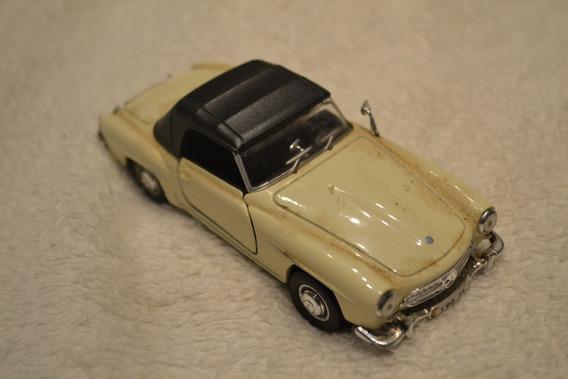 Miniatura Mercedes-benz 190 Sl 1955 - Escala Indefinida