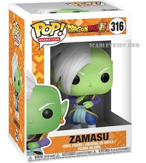 Funko Pop Dragon Ball Z Varios Modelos Original Scarlet Kids