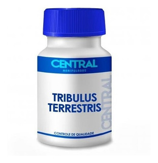 Tribulus Terrestris 500mg Com 120 Cápsulas