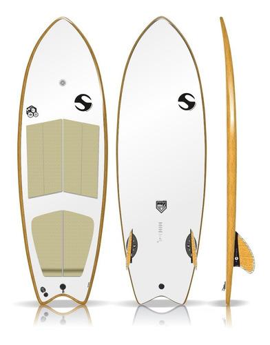 Imagen 1 de 6 de Surf Board  - Tabla De Surf - 6'4 Fish Sunset T:941883421