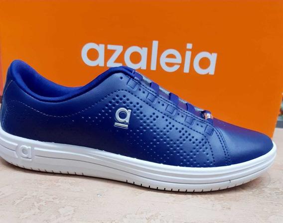 Tênis Azaleia Azul (cadarço Elástico)