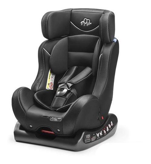 Cadeira Para Auto Baby 0-25 Kg Preta - Multikids Baby