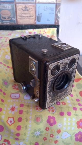 Máquina Fotográfica Six 20 Brownie E