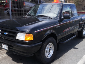 Ford Ranger Xlt 4x4 Cab Y Media