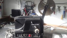 Projetor Super 8mm Chinon Sound 7000