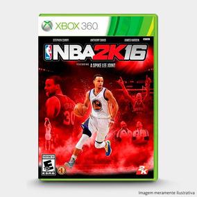 Nba 2k16 - Original Para Xbox 360 Novo