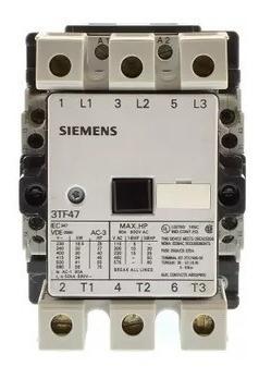 Contactor Siemens 3tf47