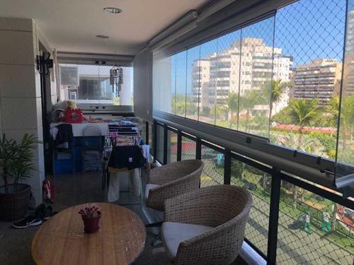 Imagem 1 de 15 de Apartamento-à Venda-barra Da Tijuca-rio De Janeiro - Svap20122