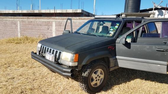 Jeep Grand Cherokee V8 4.7
