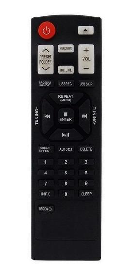 Controle Remoto Para Som Lg Akb73655702
