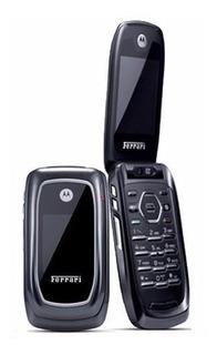 Nextel Motorola I897 Ferrari C/ Câmera 2mp, Bluetooth, Gpsht
