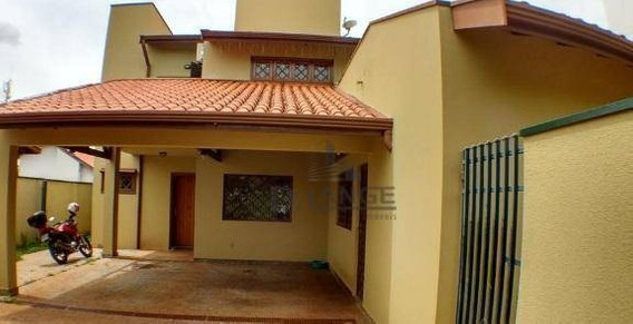 Casa Com 4 Dormitórios À Venda, 384 M² Por R$ 1.550.000 - Parque Das Universidades - Campinas/sp - Ca12612