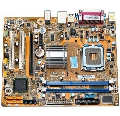 Placa Mãe Lga 775 Ddr3 Intel G41 P/ Core 2 Duo + 4gb Memoria