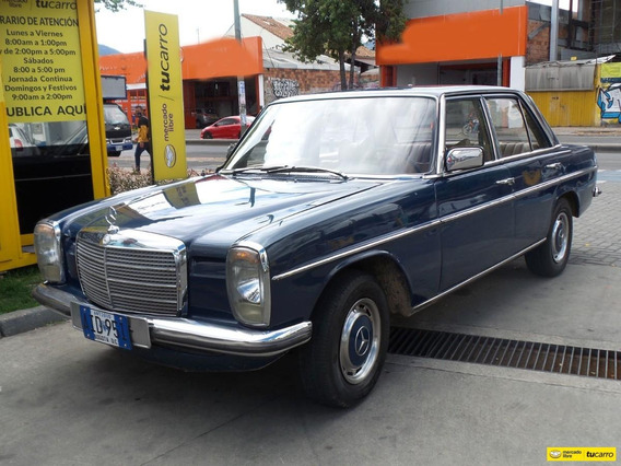Mercedes Benz 230.6 W114