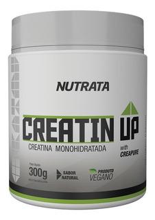 Creatina Creatine Up 300g Creapure - Nutrata
