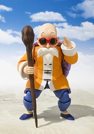 S.h Figuarts Dragon Ball Mestre Kame Sennin Roshi