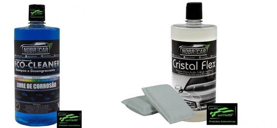 Eco Cleaner Shampoo E Desengraxante Removedor De Chuva Ácida