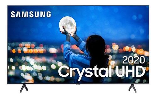 Samsung Smart Tv Crystal 43 Uhd 4k 2020 Tu7000 Bluetooth Bor
