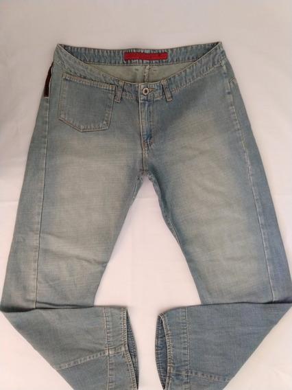 Calça Jeans Ellus Feminina 40 Azul Promoção Única Original