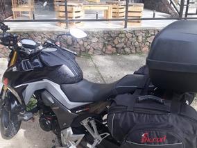 Vendo/cambio Moto Honda 190r Color Negra Por Menor Valor-neg