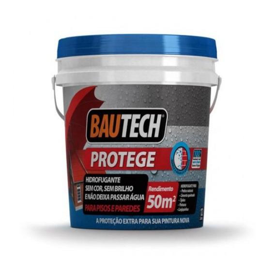 Bautech Protege 12l - Hidrofugante