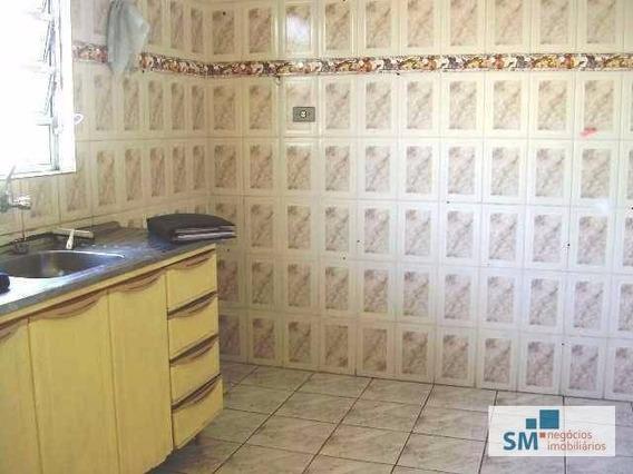Casa Residencial À Venda, Vila Dora, Santo André. - Ca0179