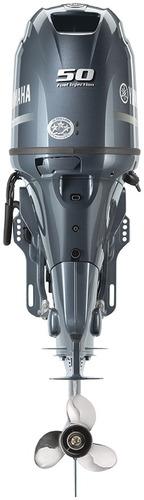 Imagen 1 de 4 de Motor Yamaha F50hetl Hp 4 Tiempos Entrega Indmediata