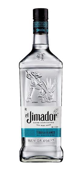 Tequila El Jimador Blanco 100% Agave 700 Ml