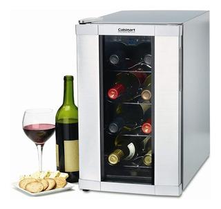 Cuisinart Cwc-800 Nevera Cava De Vinos 8 Botellas