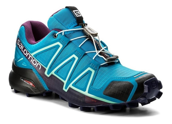 Zap Salomon Speed4 Mujer - Trail Running - Oferta - Salas