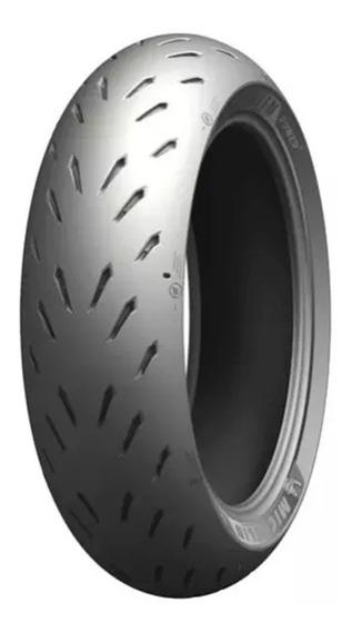 Pneu Para Moto Michelin Power Rs Traseiro Tl 150/60 Zr17 66w