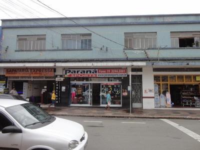 Prédio Comercial Para Venda E Locação, Centro, Valinhos. - Pr0076
