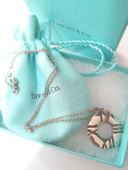 Ofrece. Original. Cadena Y Dije Tiffany & Co.