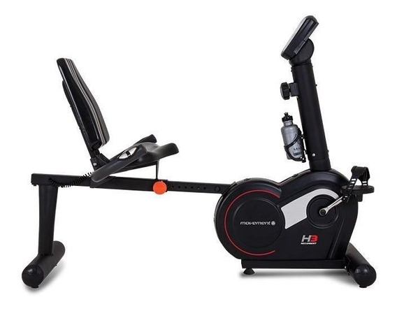 Bicicleta ergométrica horizontal Movement H3