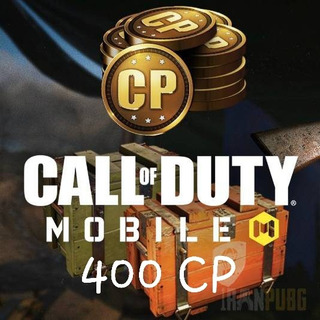 400 Cp Call Of Duty Mobile