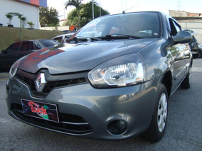 Renault Clio Expression 1.0 2016 Completo!!