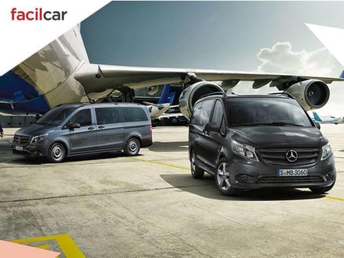 Imagen 1 de 6 de Mercedes-benz Vito Tourer Minibus 1.6 2022 0km