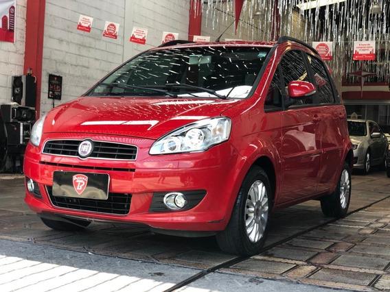 Fiat Idea Attractive 2013 1.4 Completa Impecável