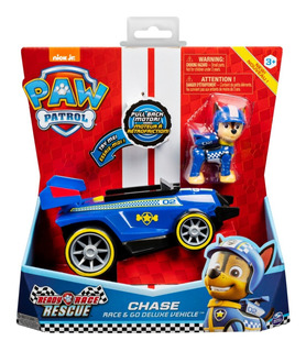 Paw Patrol - Chase - Ready Race Rescue - Con Sonidos