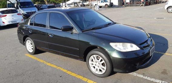 Civic Lx Aut 1.7 2004/2004