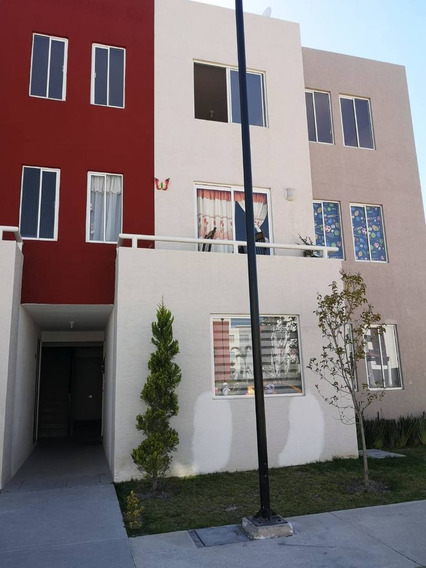 Departamento En Renta Fuente De Molango, Condominio Fuente Copal, Tizayuca