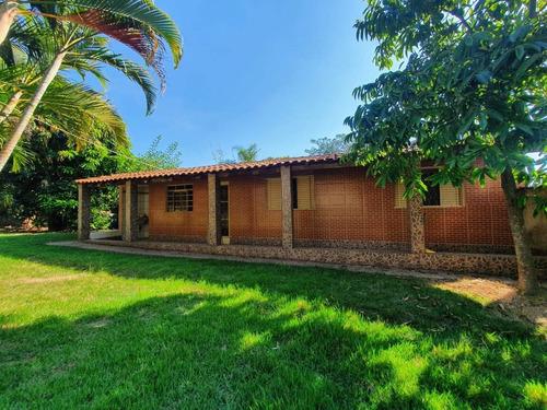 Imagem 1 de 12 de Chácara Com Casa Em Condomínio Fechado - Artur Nogueira - Sp - 1200