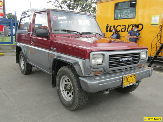Daihatsu Rocky F95 Mt 2.3 4x4
