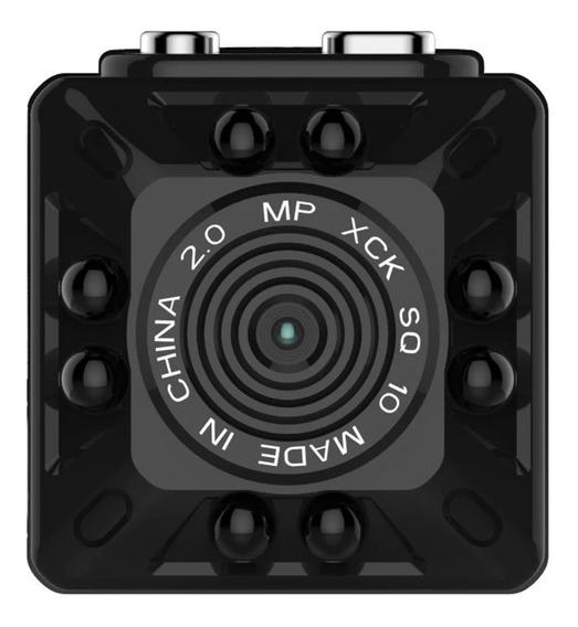 Mini Camara Espia Oculta Sq10 Full Hd 1080p Fotos Video Modelo Nuevo