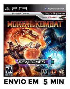 Mortal Kombat 9 Ps3 Psn Komplete Edition