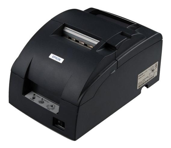 Impresora Loterias Tikera Epson Tmu-220pd 50 Verdes
