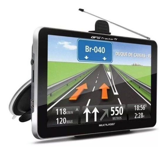 Gps Automotivo 7 Polegadas Tracker Com Tv Digital Usb Gp038