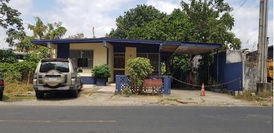 19-2826ml Alquiler De Casa Comercial En Parque Lefevre