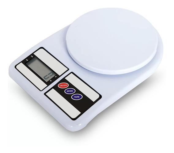 Balança De Cozinha Digital Alimentos Alta Precisão 10 Kg